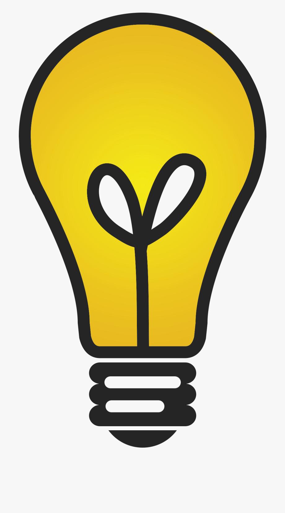 Bulb Vector Png.