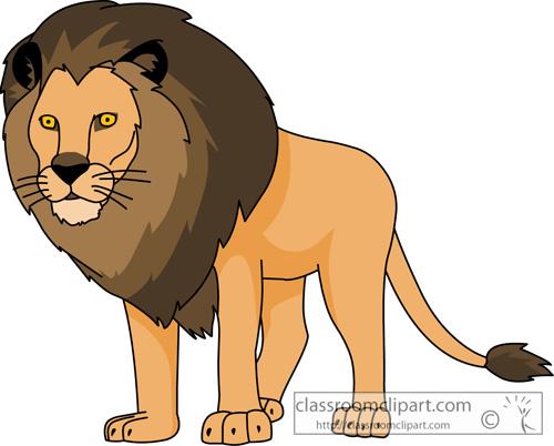 Free lion clipart clip art pictures graphics illustrations.