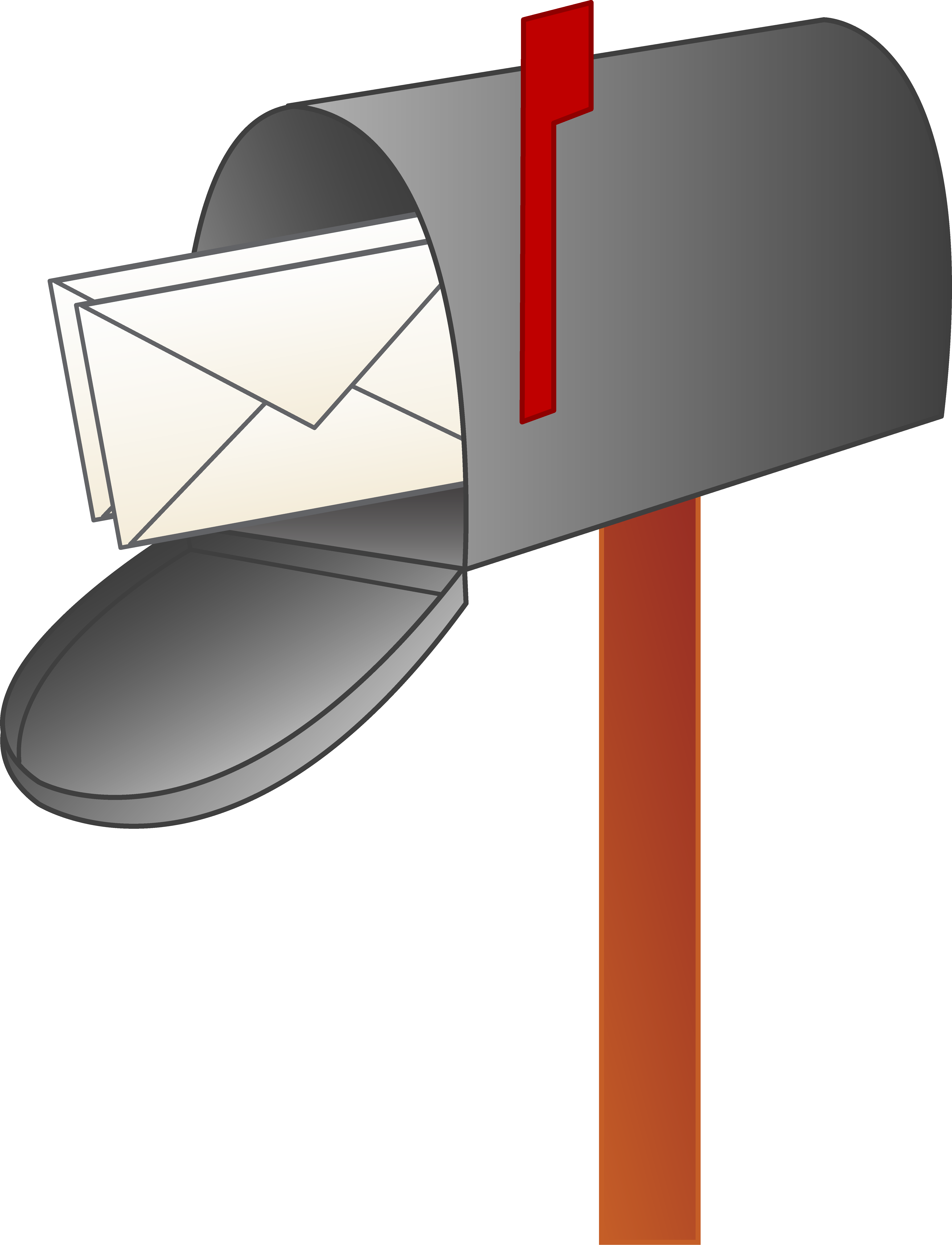 Mailbox Clipart Free.