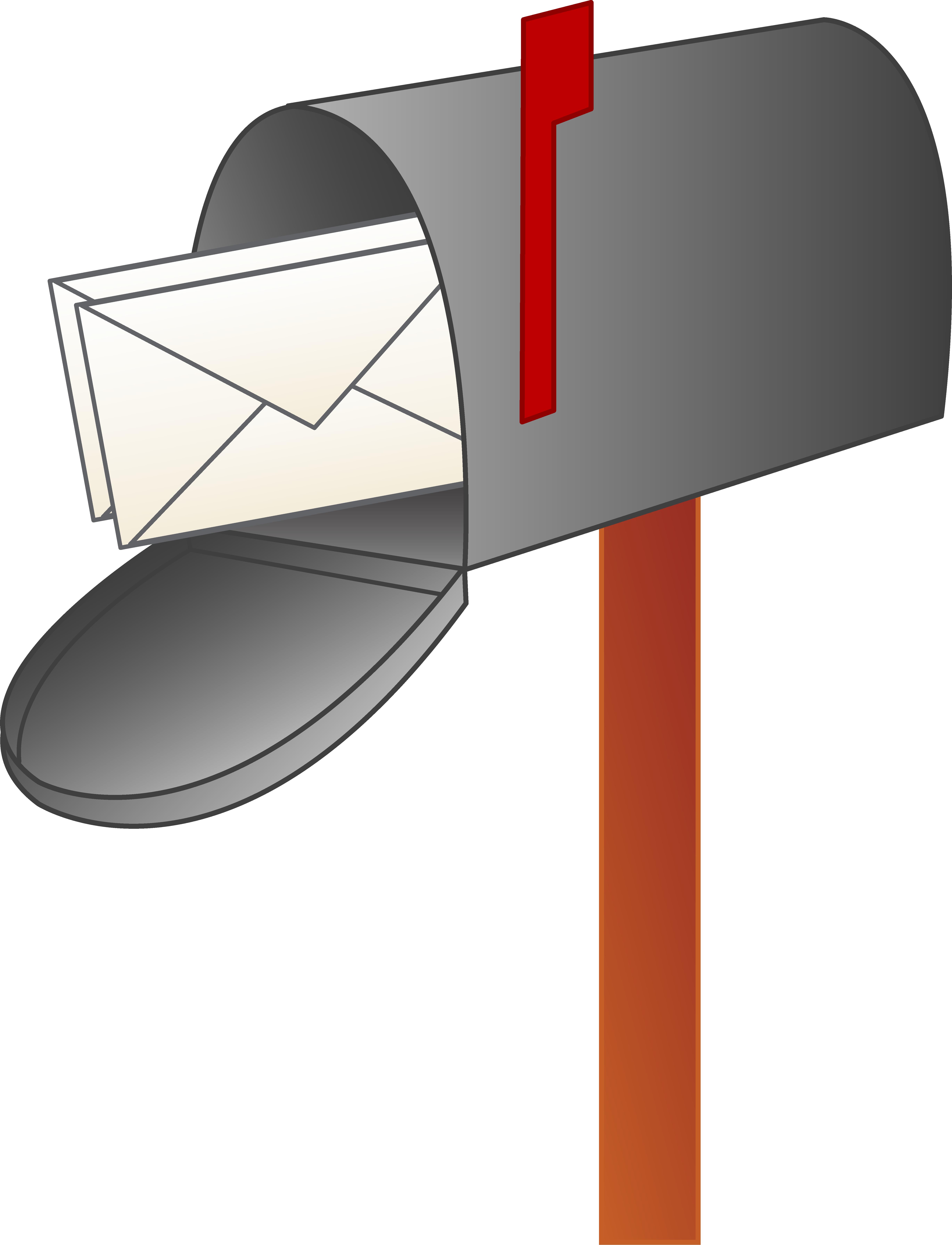 Mailbox Clipart Free.