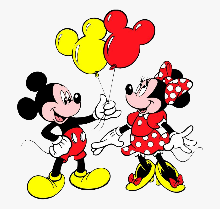 Disney Mickey Snowflake Clipart.