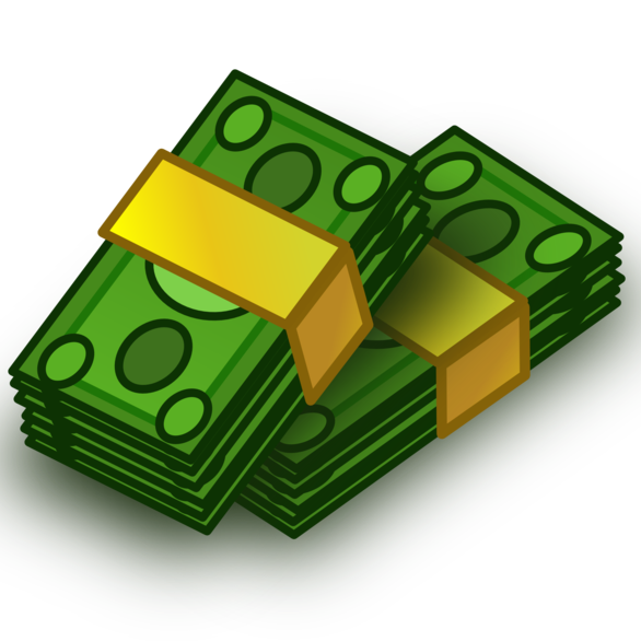 Money Clip Art For Powerpoint.