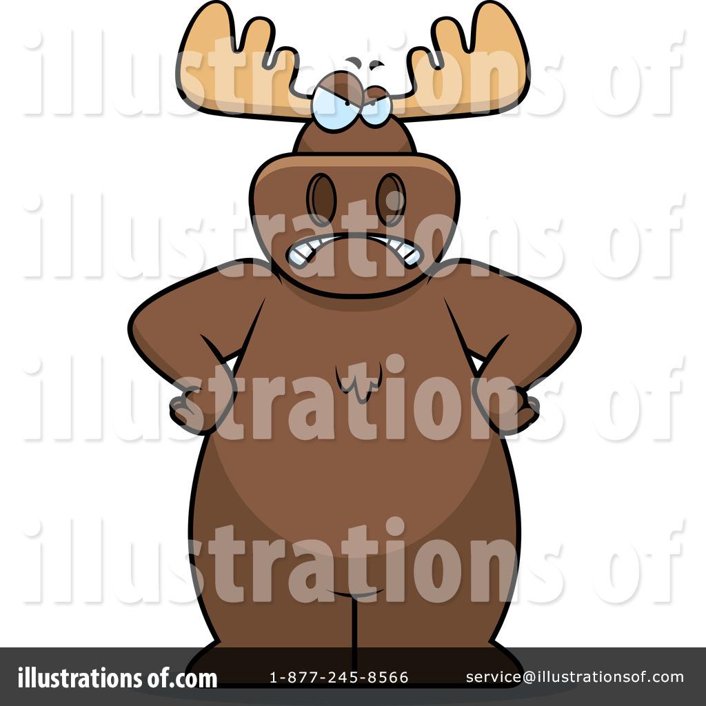 Moose Clipart #102733.