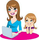 Free Mother Daughter Cliparts, Download Free Clip Art, Free.