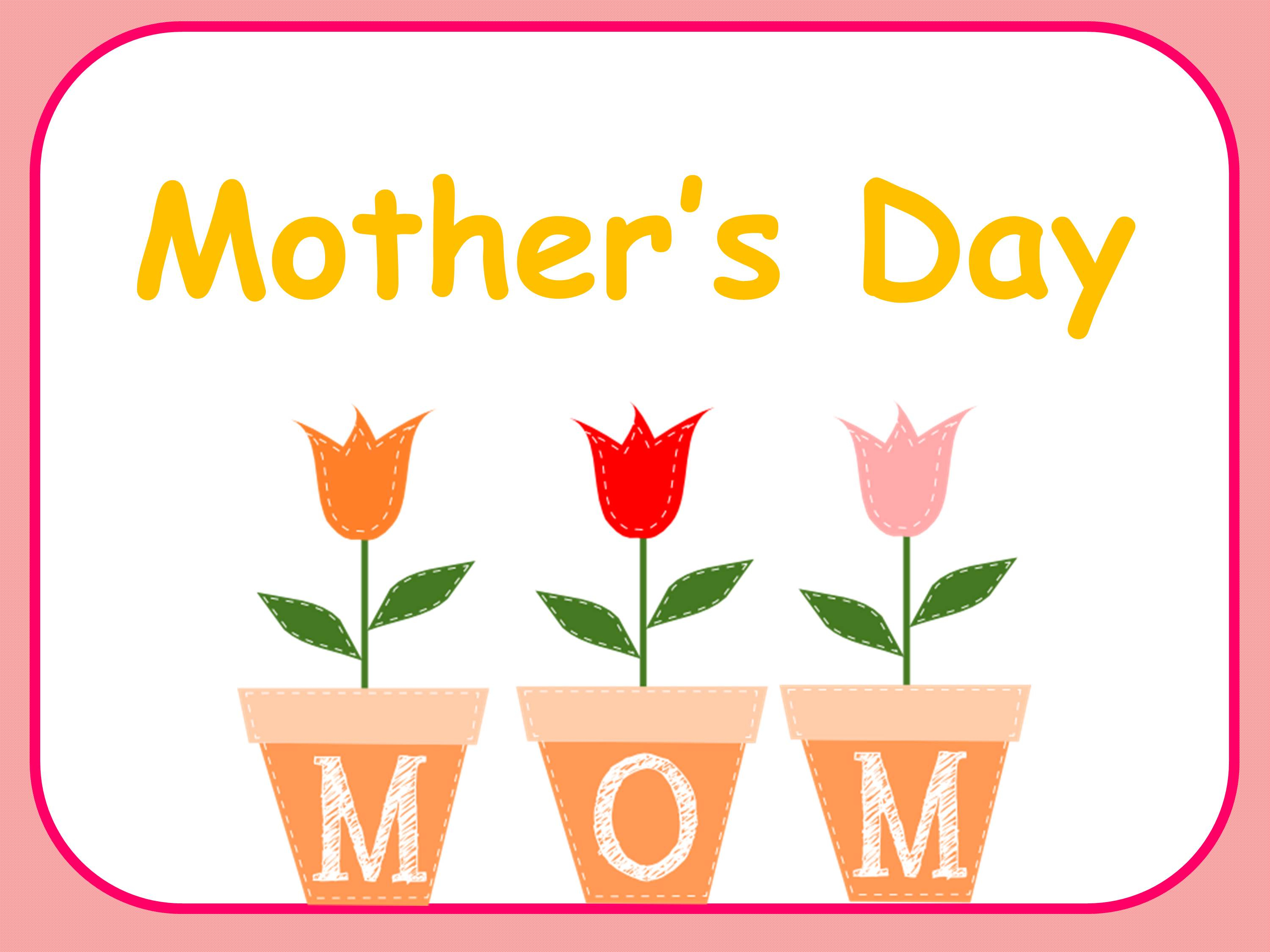 Mothers Day Clipart to download free.
