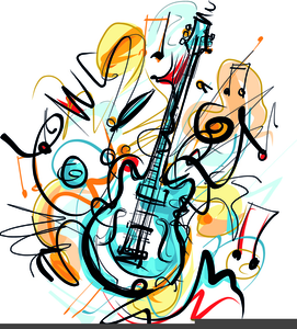 Free Clipart Of Musical Instruments.