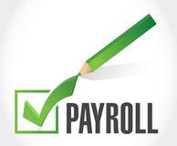Payroll Stock Illustrations.