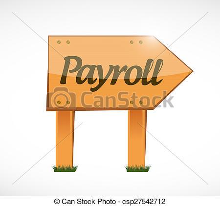 HR and Payroll Clip Art.