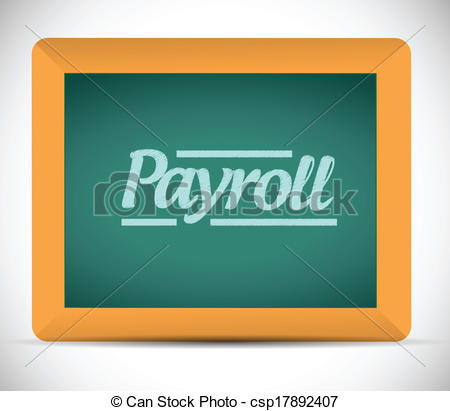 Free Clipart Of Payroll.