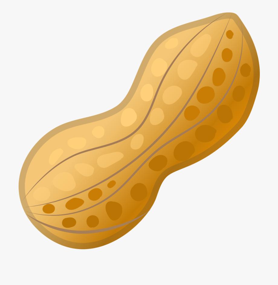 Peanut Clipart Svg.