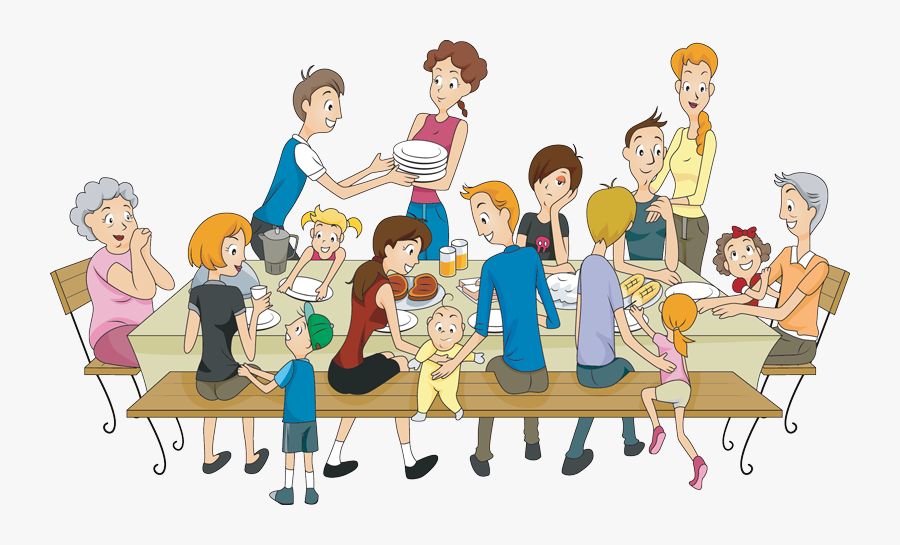Transparent Family Clip Art.