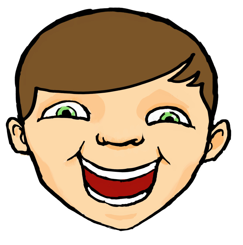 Similiar Laughing Clip Art Face Keywords.