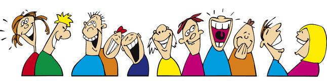 Free Clipart Of People Laughing.