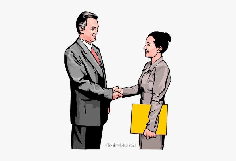 Handshake Clipart Free.