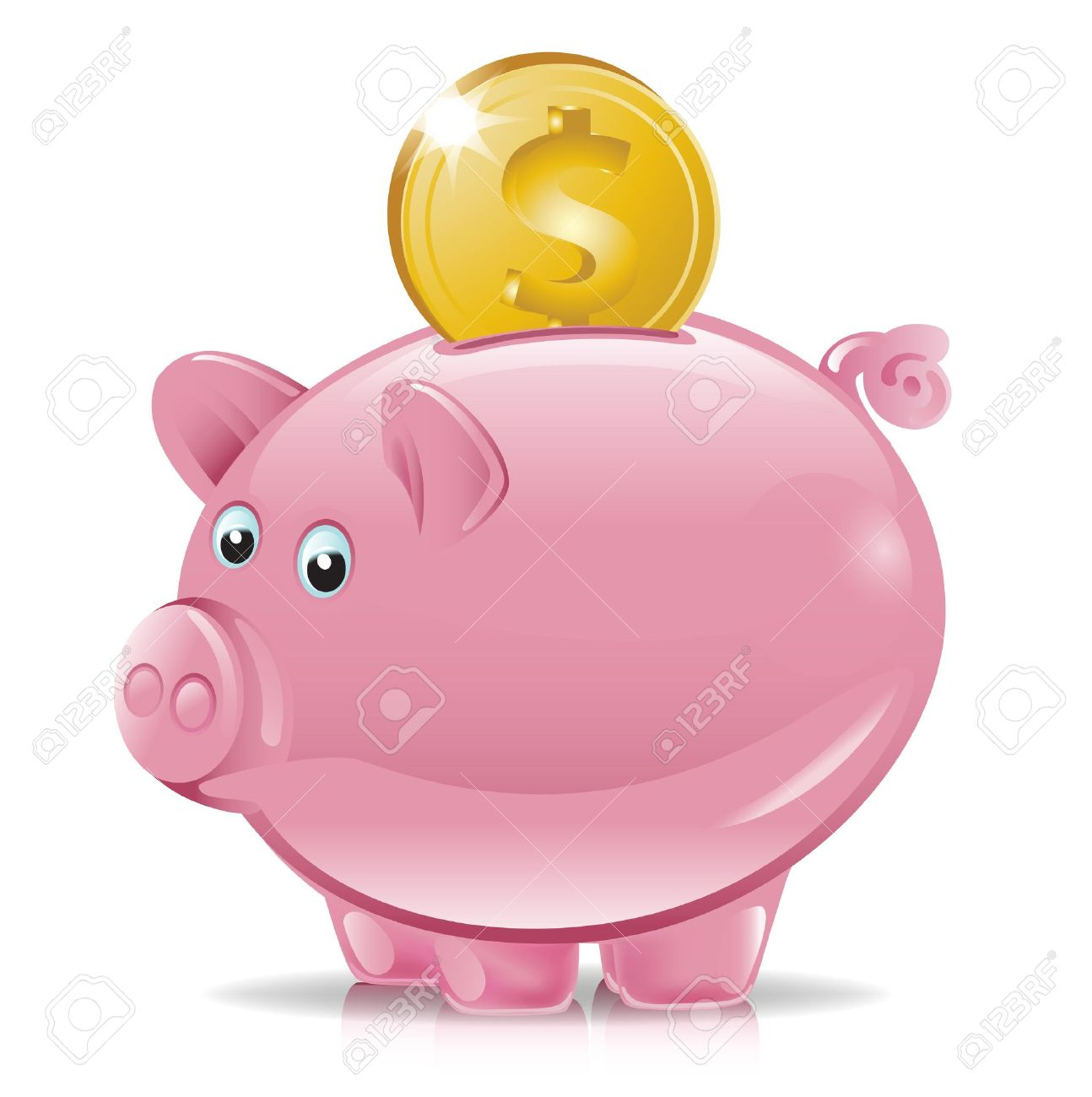 Library of piggy bank money freeuse library png files.
