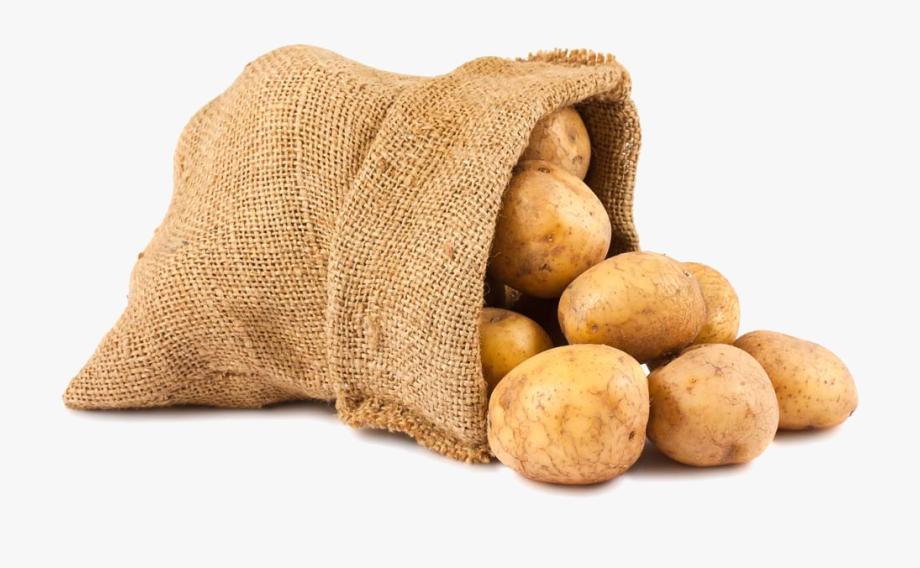 Sacks Of Potatoes.