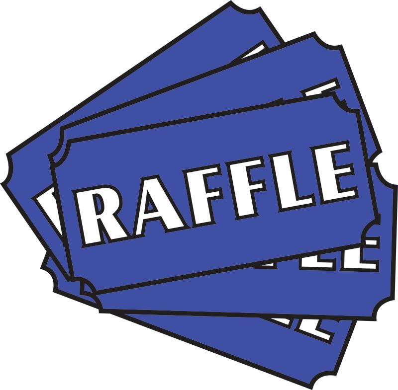 103 Raffle Tickets free clipart.