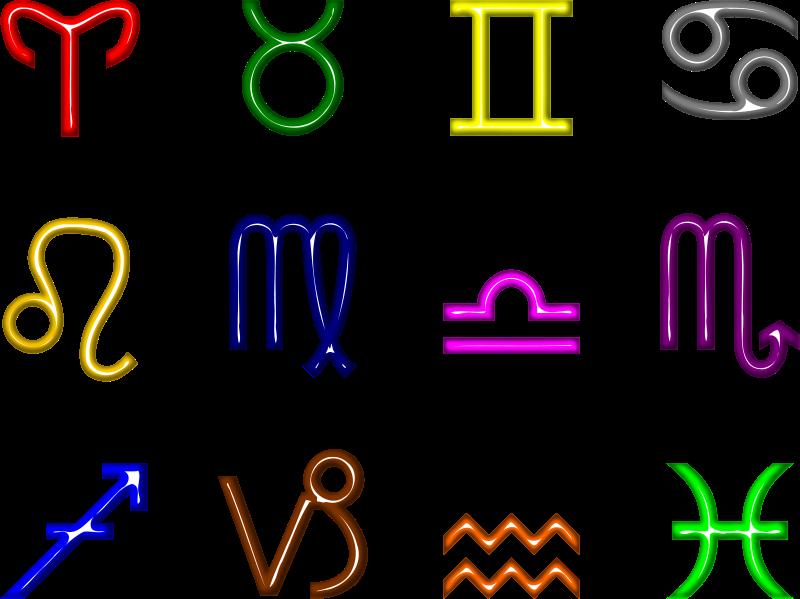 Free Clipart: Zodiac Signs 2.