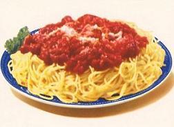 Pasta free spaghetti dinner clipart 3.