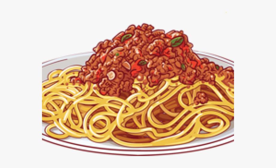 Pasta Clipart Spaghetti Bolognese.