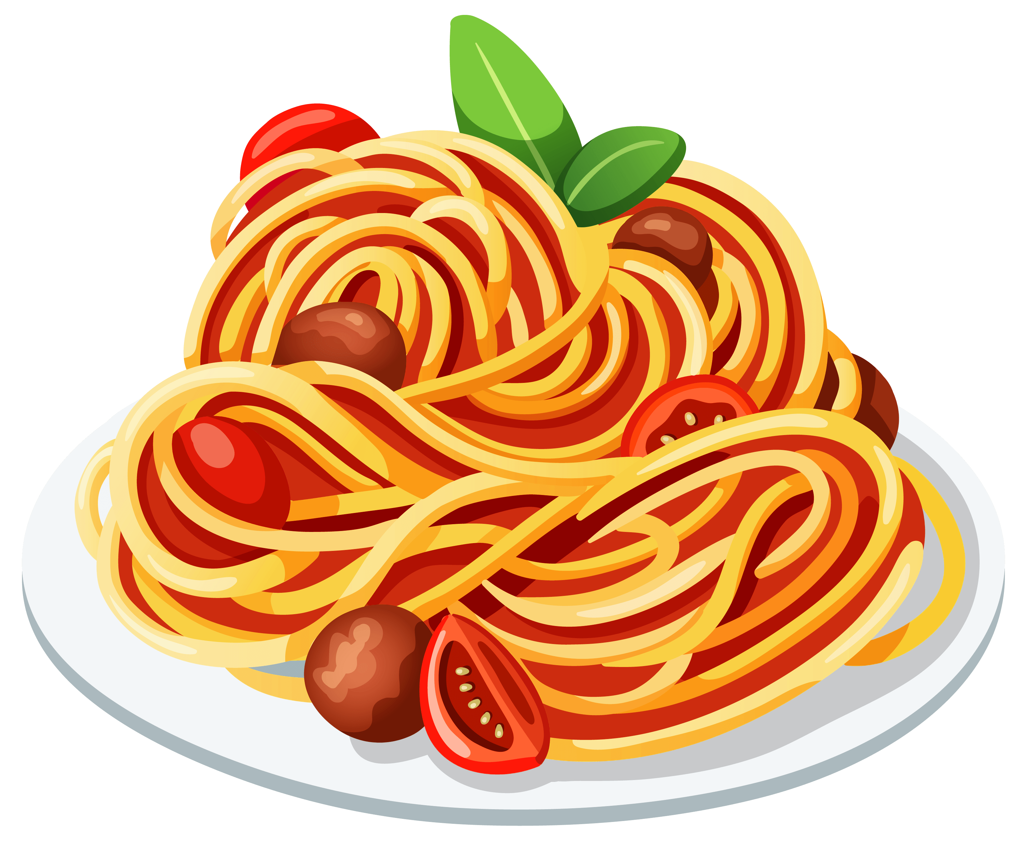 Free clipart of spaghetti and meatballs 3 » Clipart Portal.