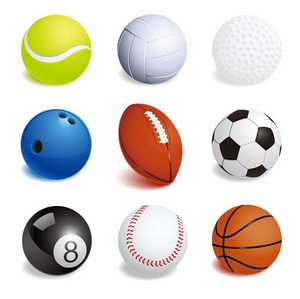Free Clipart Of Sports Balls.