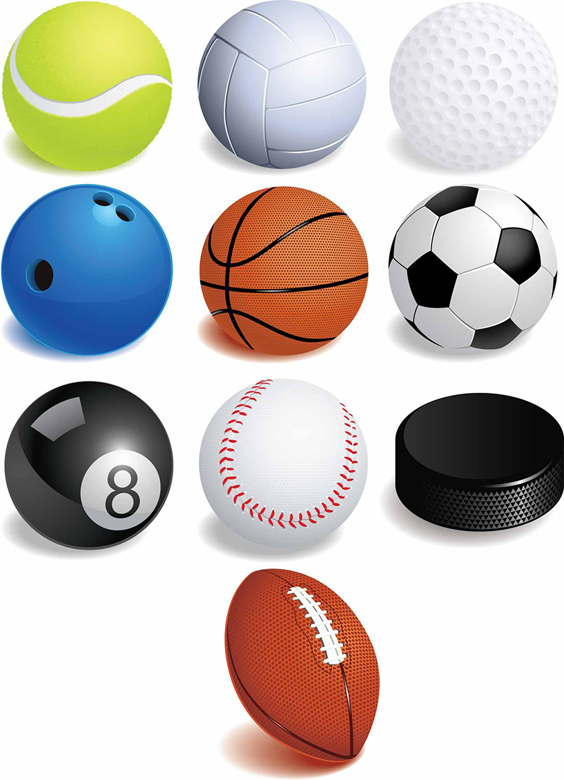 Free Pictures Of Sports Balls, Download Free Clip Art, Free.