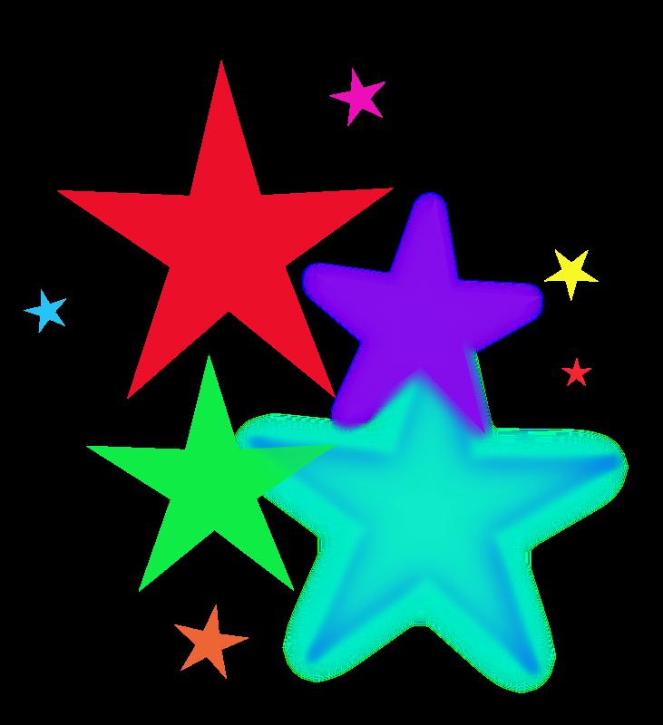Free Clipart: Stars.