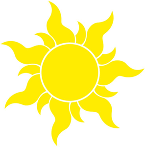 Free Clipart Of Suns.