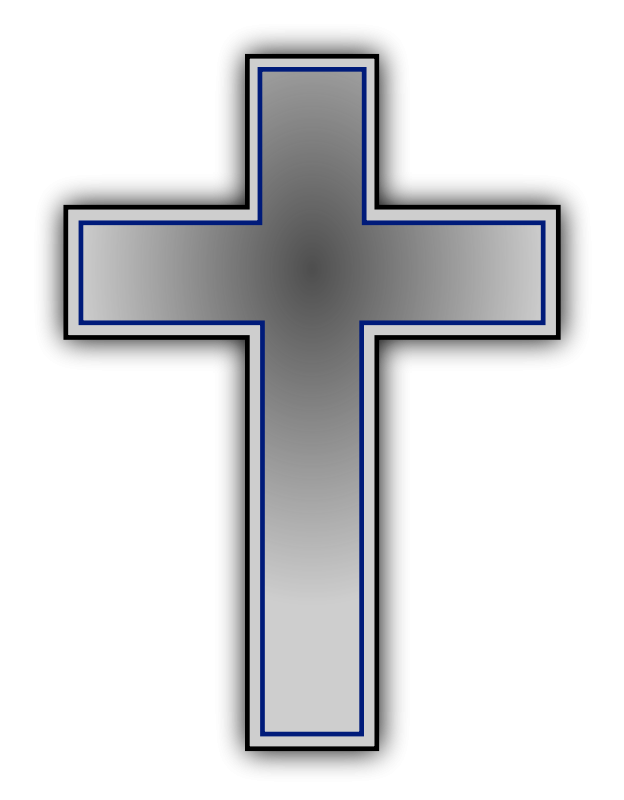 Free Clipart: Cross II.
