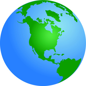 Free Clipart Earth.