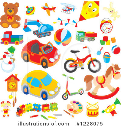 Free Clipart Toys.