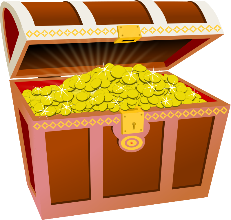 Free Treasure Chest Cliparts, Download Free Clip Art, Free.