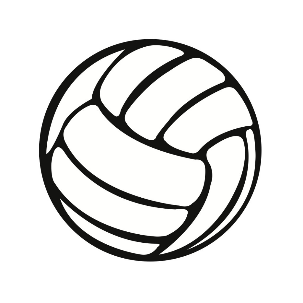 Best Volleyball Clipart #1418.