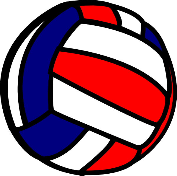 Volleyball Clipart Free Printable.