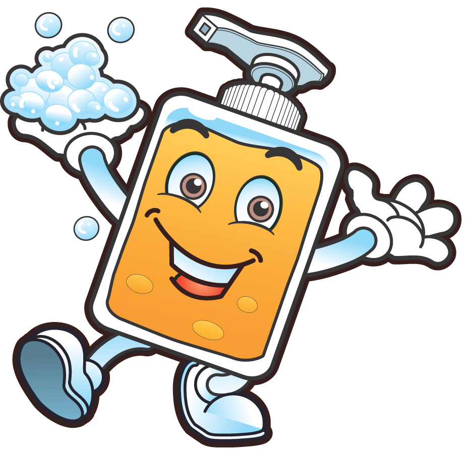 Washing Hands Excelent Free Cliparts Clip Art Combination Png.