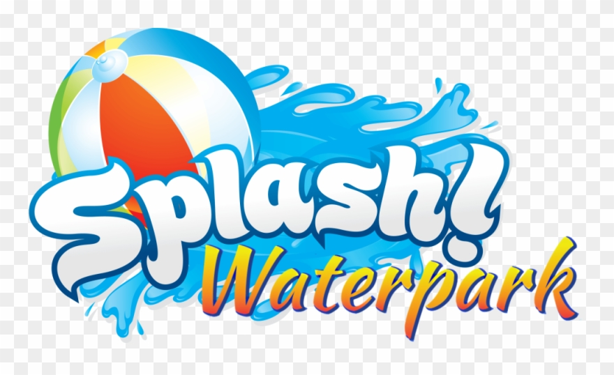 Water Park Water Slide Clip Art.