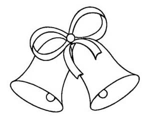 Free Wedding Bells Clipart.