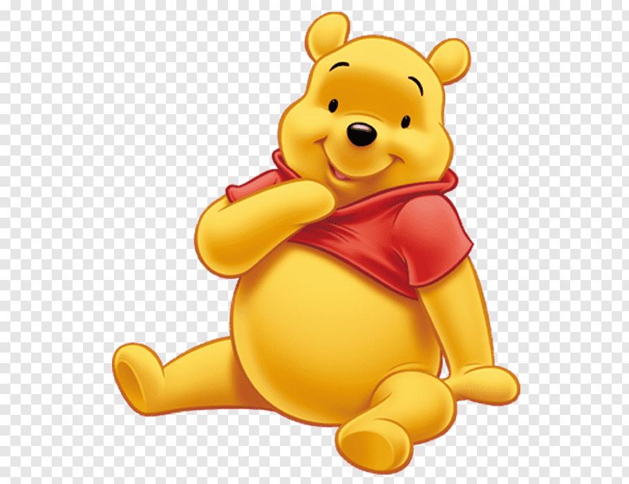 Winnie The Pooh illustration, Winnie.