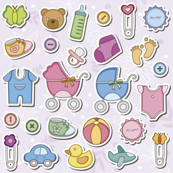 Baby Vectors, Photos and PSD files.