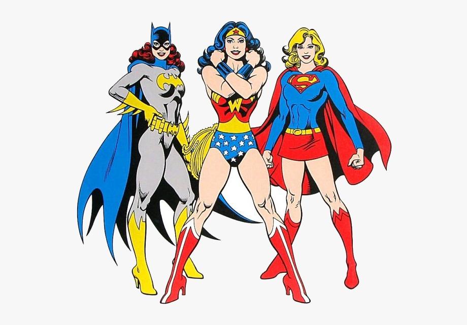 Superhero Free Clipart For Teachers Transparent Png.