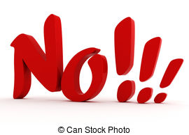 Single word no Stock Illustration Images. 773 Single word no.