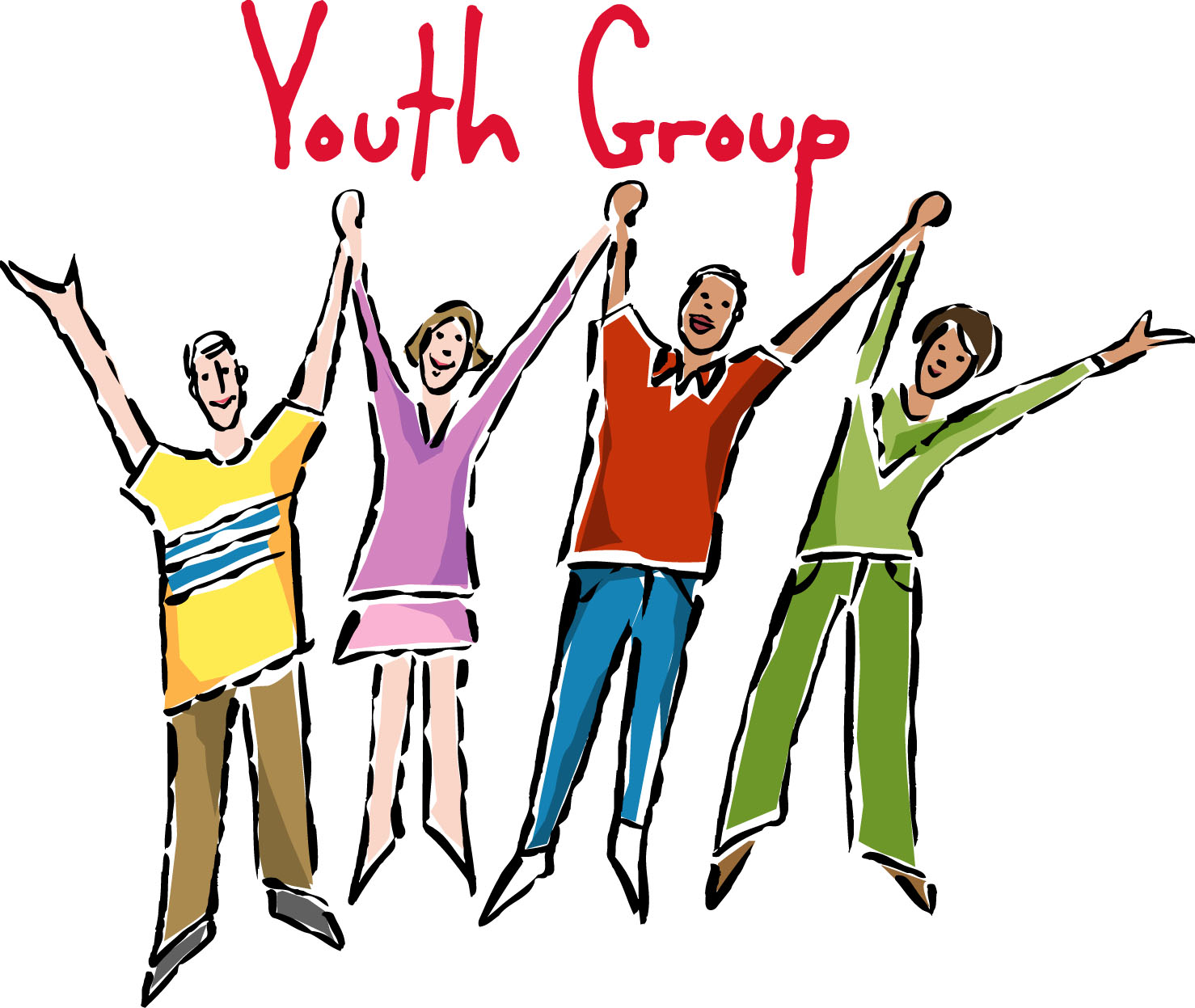 Free clipart youth group 7 » Clipart Station.