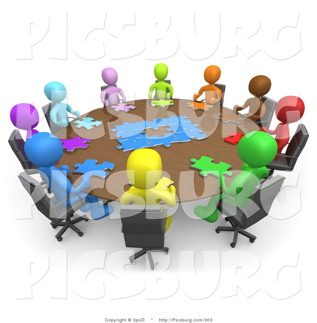 Free clipart office meeting 3 » Clipart Station.