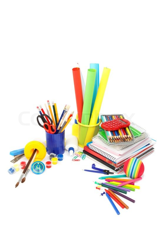 Clipart office supplies 2 » Clipart Station.