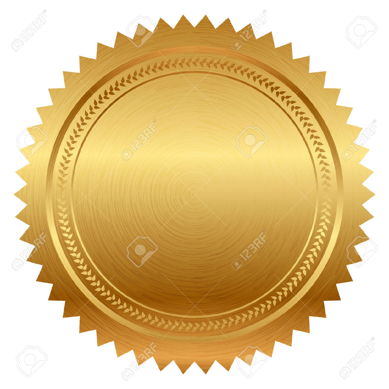 22,519 Gold Seal Stock Vector Illustration And Royalty Free Gold.