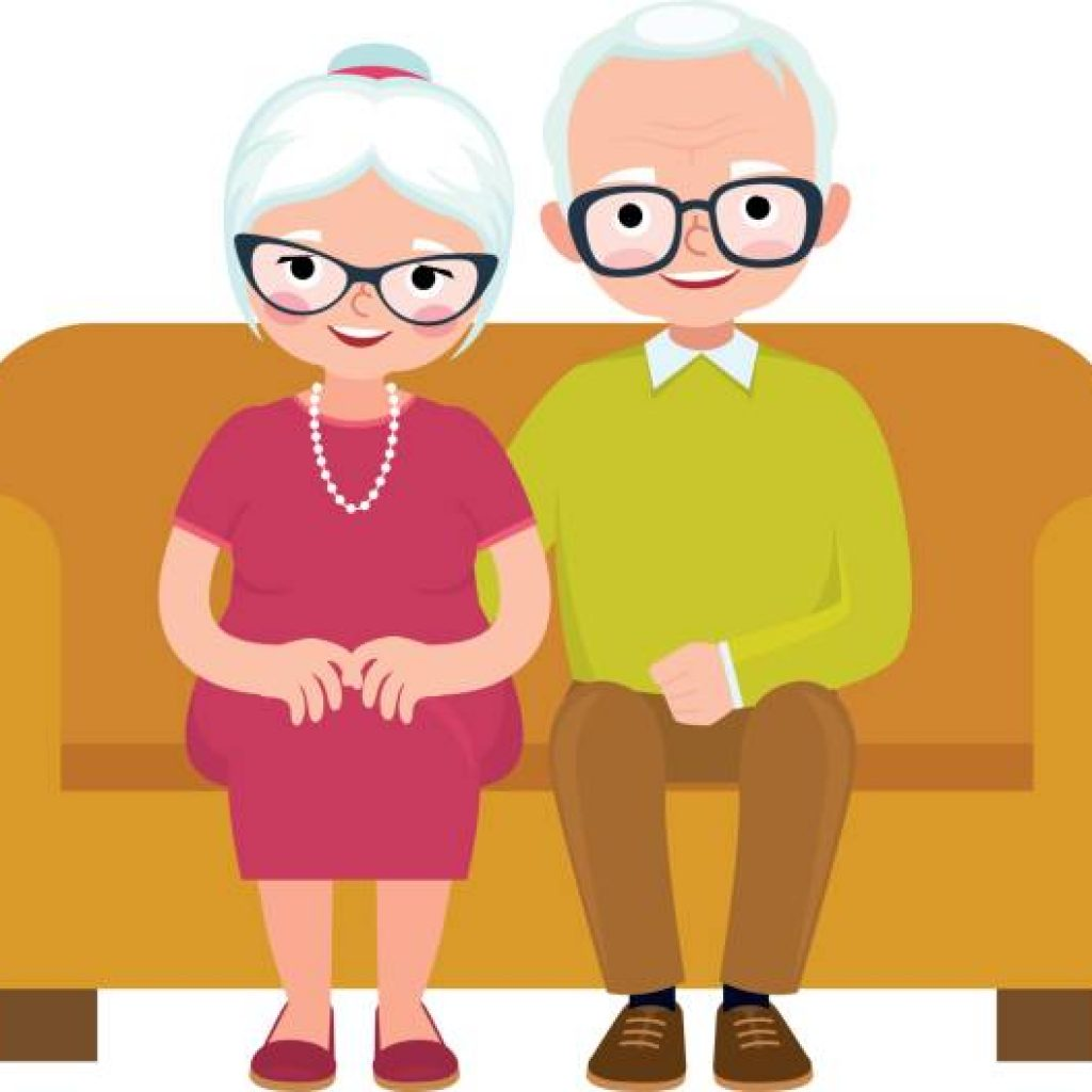 Older People Clipart #370092.