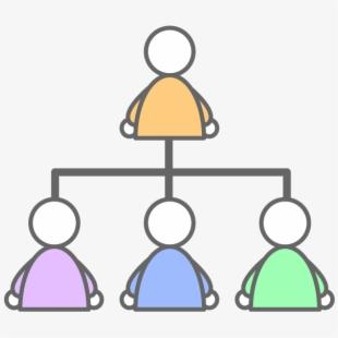 Image Representing Organization Chart At Company.