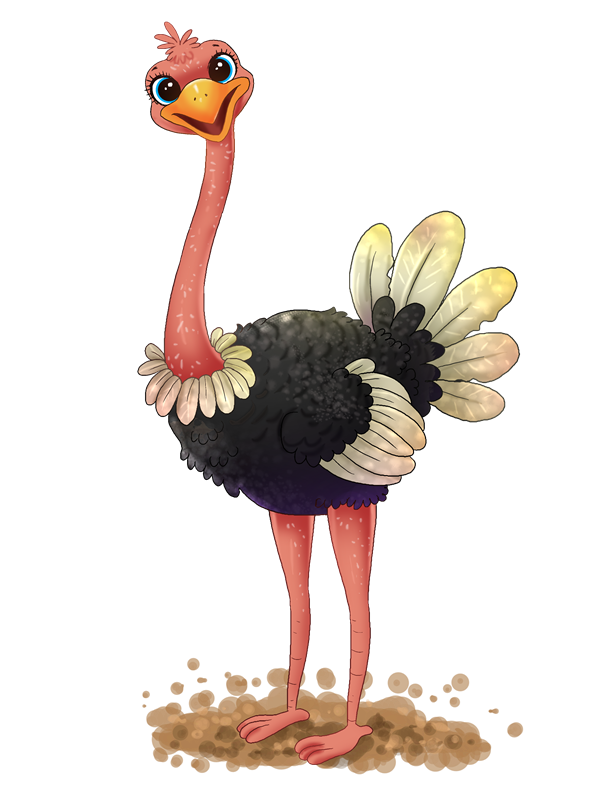 Free Ostrich Cliparts, Download Free Clip Art, Free Clip Art.
