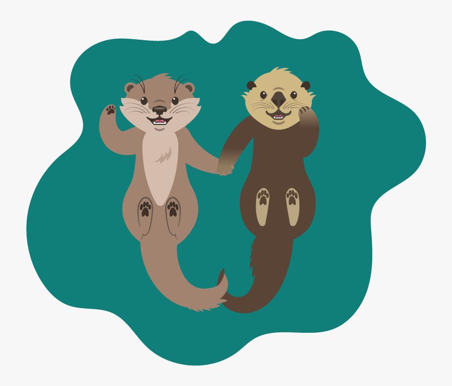Otter Clipart Transparent.